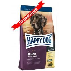 Happy Dog Supreme Ireland Хепи Дог Супер Премиум Ирландия за Чувствителни и Възрастни Кучета от Средни и Големи Породи