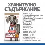 HILL'S SCIENCE PLAN NO GRAIN Large Breed Adult - пълноценна суха храна за кучета от едри /гигатски породи (25кг +) с пилешко