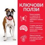 Hill's Science Plan Canine Adult Light консерва – пълноценна храна за възрастни кучета от всички породи над 1 година, склонни към наднормено тегло