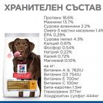 Hill's Science Plan Healthy Mobility Large Breed Adult с пилешко - пълноценна храна  за кучета от едрите породи (над 25кг) над 1 год.