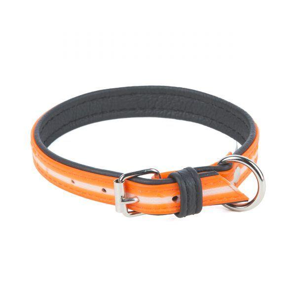 Julius-K9 IDC Lumino Orange - Нашийник за Кучета