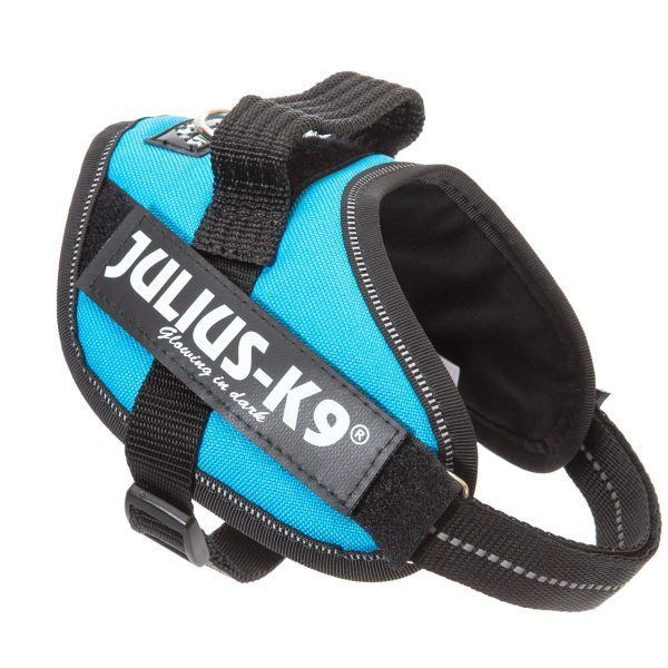 Julius K9 IDC Powerharness Аквамарин Нагръдник за Кучета
