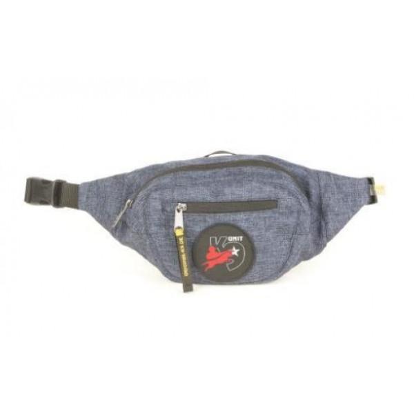 Julius-K9 - чантичка за колан дънков десен