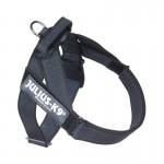 Julius-K9  IDC Color & Gray Belt Powerharness  Черен Нагръдник за Кучета