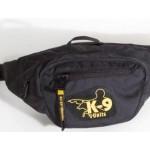 Julius-K9 - черна чантичка за колан