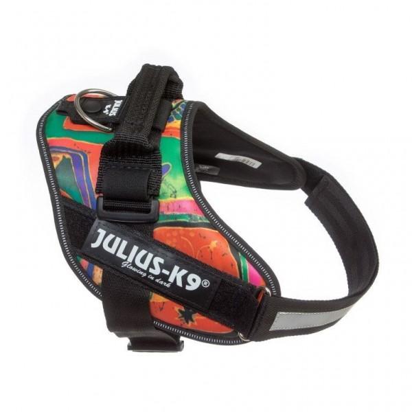 Julius K9 IDC Powerharness Reggae Canis Десен Нагръдник за Кучета