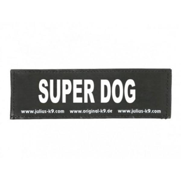 Julius-K9 SUPER DOG - голяма лепенка за кучета
