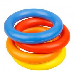 Kerbl-гумен ринг играчка за куче 9 см.