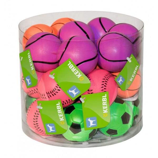 Kerbl - Играчка Топка за куче в различни цветове  6 см.
