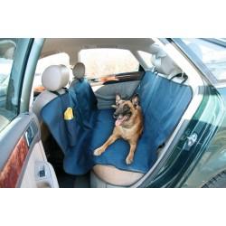 Kerbl - Защитно одеало за задна седалка за кола с шише за път