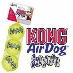 Кong squeakair тенис топка комплект за куче 2/3бр. в комплект