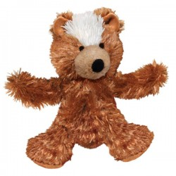 KONG Plush Teddy Bear - Плюшена Играчка мечка
