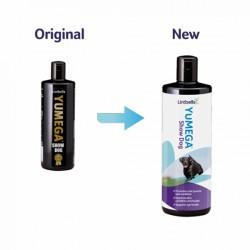 Lintbells Yumega Showdog - комбинация от есенциални масла за здрава кожа и козина