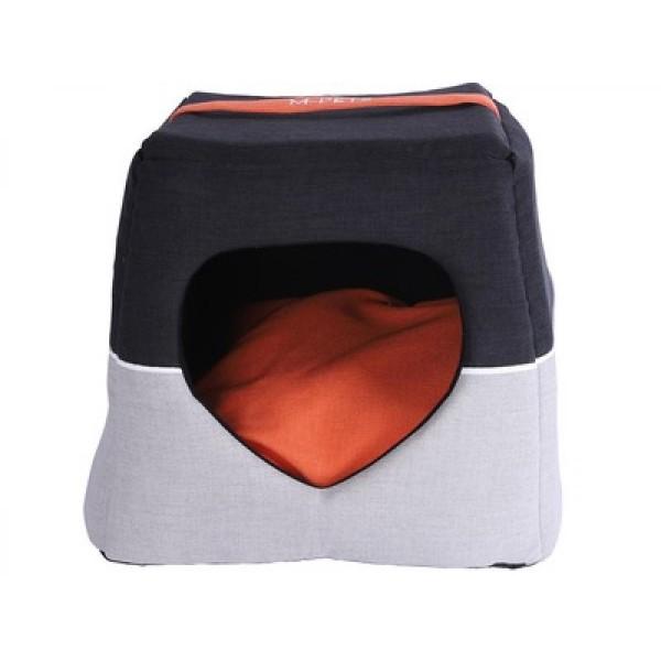 M-Pets Moon Tipi 2 в 1 - Легло за Куче Хралупа 38/34см.