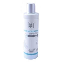 M-Pets Dog Disinsectization Shampoo - 250 ml - Professional Care - Шампоан за кучета против бълхи, въшки и акари 250 мл