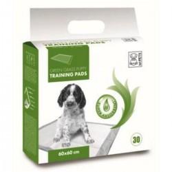 M-Pets Green Grass Puppy Training Pads - Подложки с аромат на Трева за Куче 30 бр.