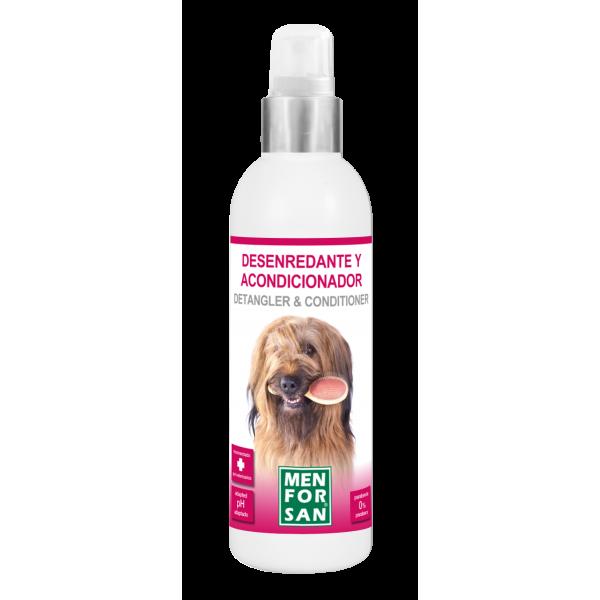 Menforsan  - балсам за кучета за лесно разресване