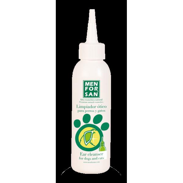 Menforsan Ear Cleaner - разтвор за почистване на ушите за кучета и котки