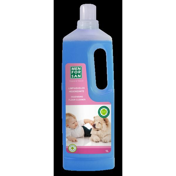 Menforsan Hygieninsing - бързо изпаряващо се дезинфектантно почистващо средство за под