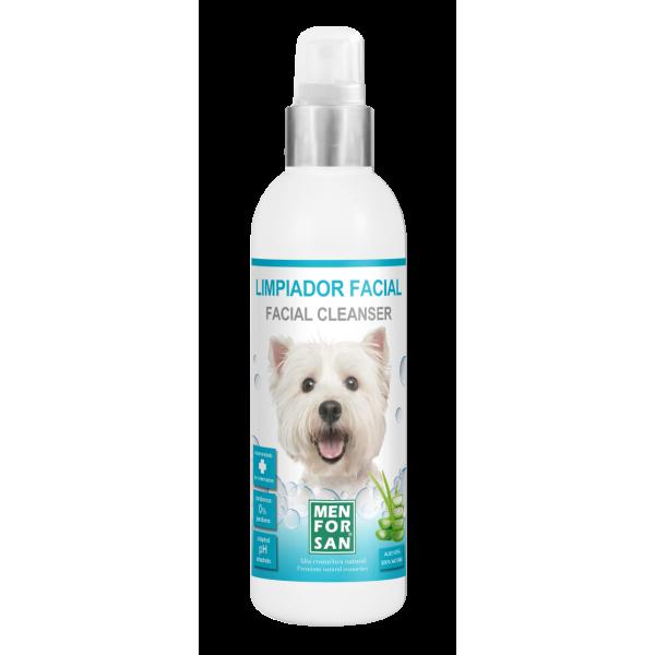 Menforsan  - препарат за кучета за почистване на лицето