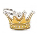 My Family - медальон във формата на коронка