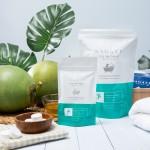 Nagayu - Нагаю СО2 СПА таблетки за красива и здрава кожа и козина на кучето с кокос