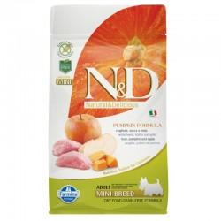 Храна за кучета N&D ADULT MINI BOAR - Промоция 10% отстъпка за 7кг
