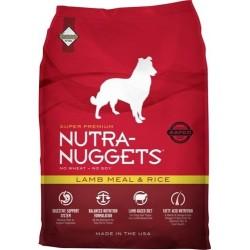 Nutra Nuggets Lamb Meal & Rice - Храна за Кучета с Агнешко Месо и Ориз, за Кучета над 1 година