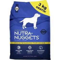 Nutra Nuggets Maintenance - Пълноценна и Балансирана Храна за Кучета над 1 год.