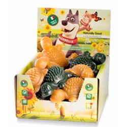 Ossobello - Лакомство за кучета Дентални Костенурки за дъвчене