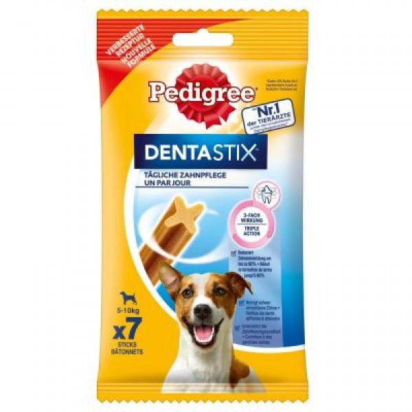 Pedigree Denta Stix - за цялостно почистване на зъбите, подходящ за кучета 5 -10 кг.