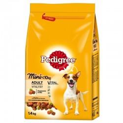 Pedigree Vital Mini dogs - Суха храна за малки кучета