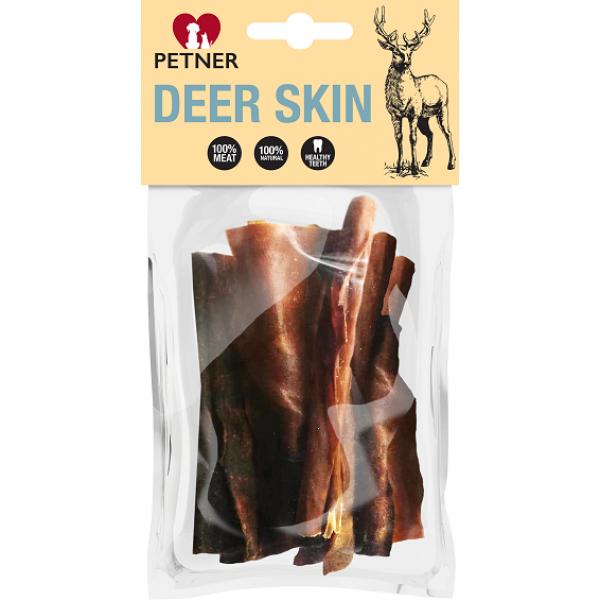 Petner Dried Deer Skin - сушена кожа от елен 100 гр.