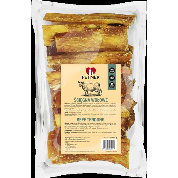 Petner Beef Tendons - говежди сухожилия 400 гр.