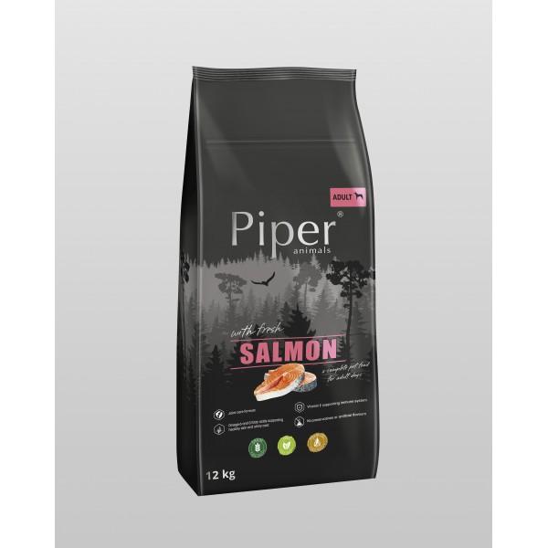 Piper Super Premium Adult with Salmon - Храна за Кучета с Сьомга