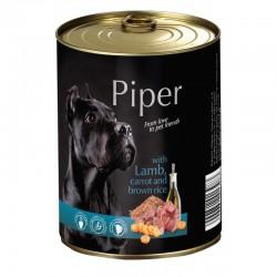 Piper Lamb, Carrot and brown rice храна за кучета - консерва