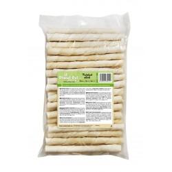 Planet Pet Twisted stick - солети от телешка кожа 15 см. / 50 броя / 800 грама