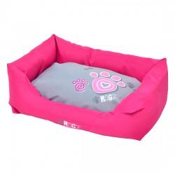 Rogz Pink Paw - Легло за Куче