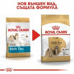 Royal Canin Shih Tzu Adult - Роял Канин Храна за Кучета от порода Ши Тцу - Над 10 месеца