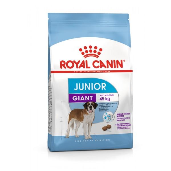 Royal Canin Giant Junior - Храна за Кучета от Гигантски Породи - Подрастващи