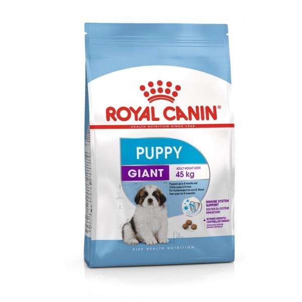 Royal Canin Giant Puppy - Роял Канин Храна за Кучета от Гигантските породи - до 8-месечна възраст