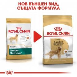 Royal Canin Golden Retriever Adult - Храна за Кучета от Породата Голдън Ретривър в Зряла и Напреднала Възраст