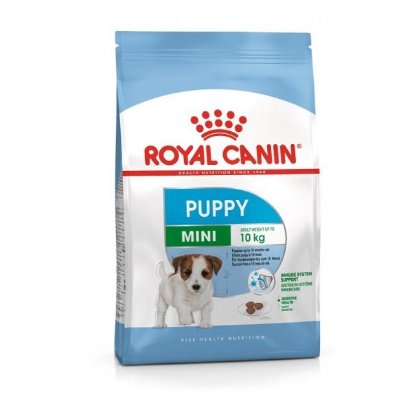 Royal Canin Mini Puppy - Роял Канин Храна за Кучета от Миниатюрните породи - подрастващи