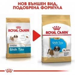 Royal Canin Shih Tzu Puppy - Роял Канин Храна за Кучета от Породата Ши Тцу от 2 до 10 месеца.