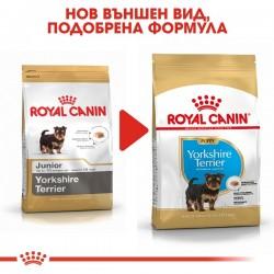 Royal Canin Yorkshire Terrier Puppy - Роял Канин Храна за Кучета от Породата Йоркширски териер - До 10 месечна възраст