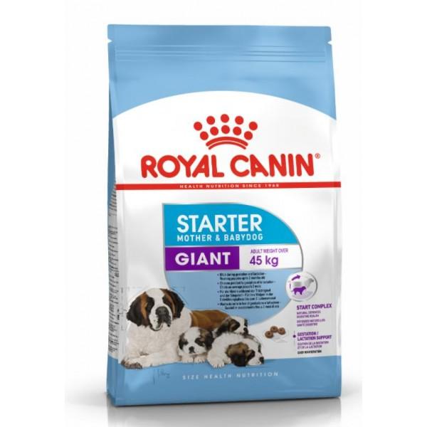 Royal Canin GIANT STARTER - Промоция 6 + 1