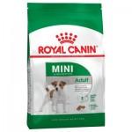 Royal Canin Mini Adult - Суха храна за кучета от малки породи от 10 месеца до 8 год. с пилешко