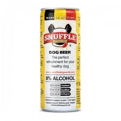Snuffle Dog Beer - Бира за кучета с пилешко