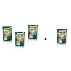 Stuzzy Dog Specialty - пауч с пиле и прошуто, 100гр - Промоция 3 + 1 подарък