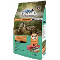 Tundra Adult Meduim/Large Breed - пълноценна храна за кучета от средни и големи породи с елен, пъстърва и говеждо